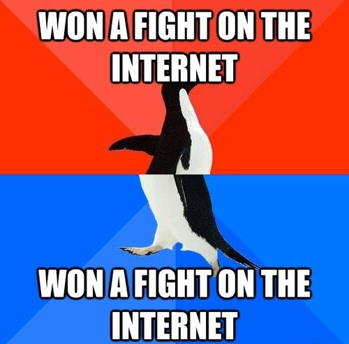 the internets,socially awkward awesome penguin,Memes