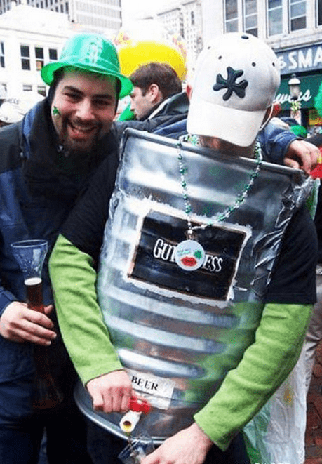 beer wtf pee costume funny keg - 7722482432
