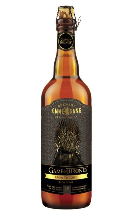 beer Game of Thrones blonde ale dangerous funny - 7722609152