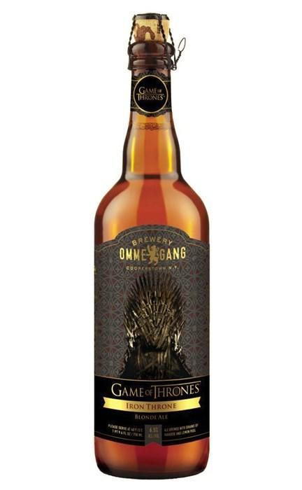 beer Game of Thrones blonde ale dangerous funny - 7722609152