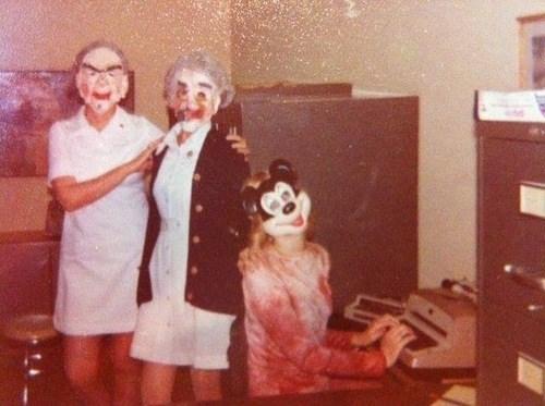 wtf,masks,funny,vintage