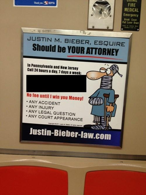 sign funny justin bieber - 7722827008