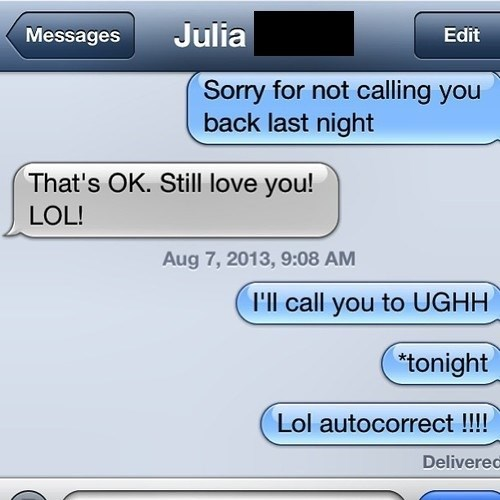 autocorrect text ugh funny g rated AutocoWrecks - 7724272640