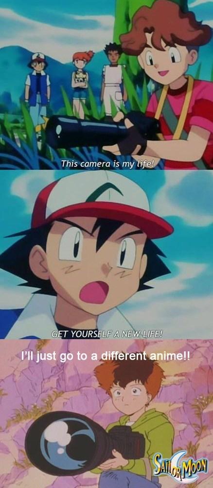 Pokémon anime sailor moon - 7724354048