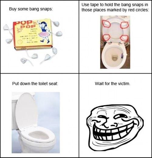 bang snaps fireworks bathroom pranks toilet - 7724415232