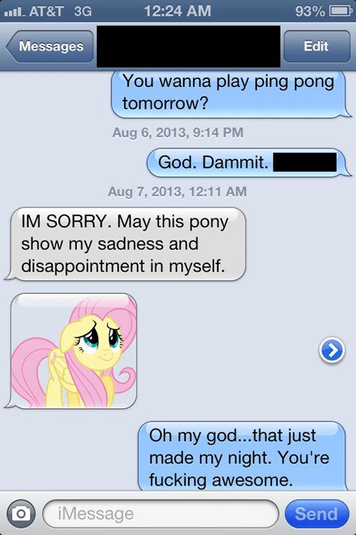 autocowreck apology fluttershy - 7724477696