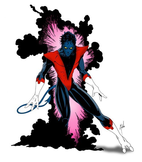 nightcrawler Fan Art x men - 7724521472