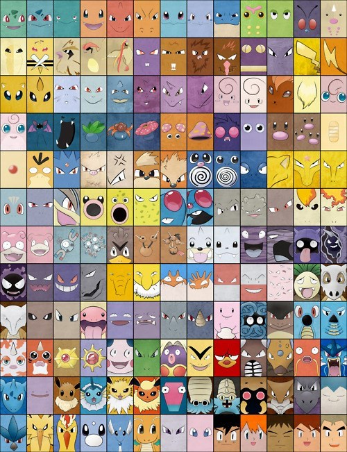 Pokémon poster for sale - 7724601344