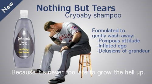 steroids baseball Cry Baby A-Rod - 7725430528