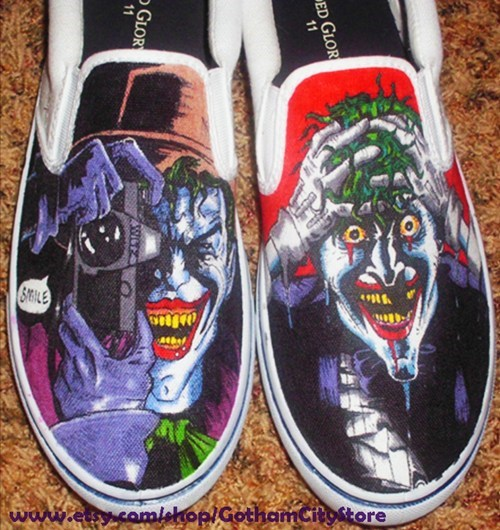 shoes,the joker,for sale