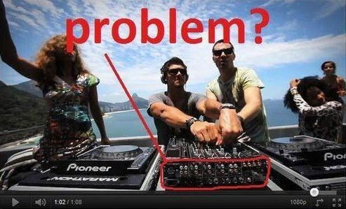 FAIL problem cable Music g rated - 7726046720