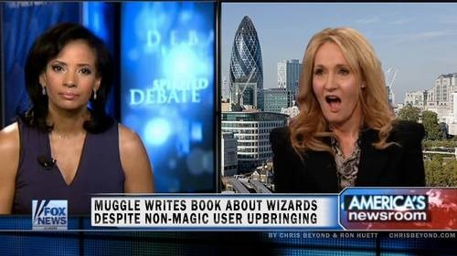 news,Harry Potter,fox news,jk rowling