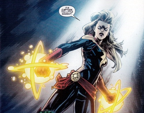 ms marvel off the page captain marvel - 7726431232
