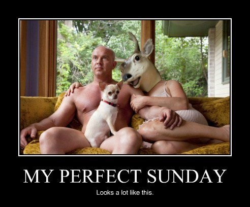 wtf crazy guy sunday perfect - 7726568960