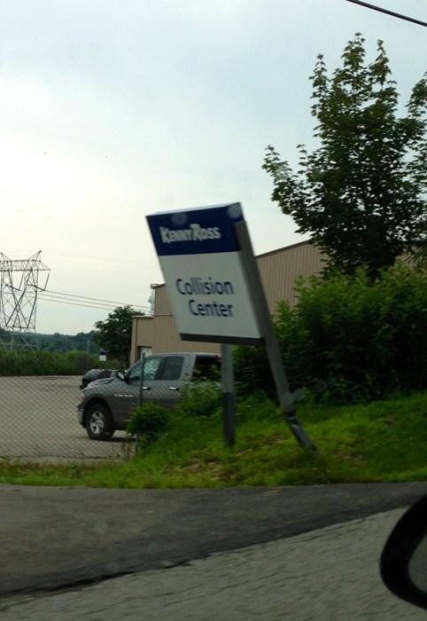 collision irony collision center - 7726590208