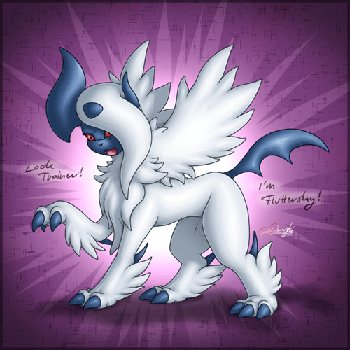 Fan Art megaabsol gen 6 - 7726696192