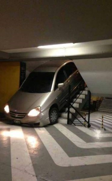 cars funny parking fail nation g rated - 7726726656