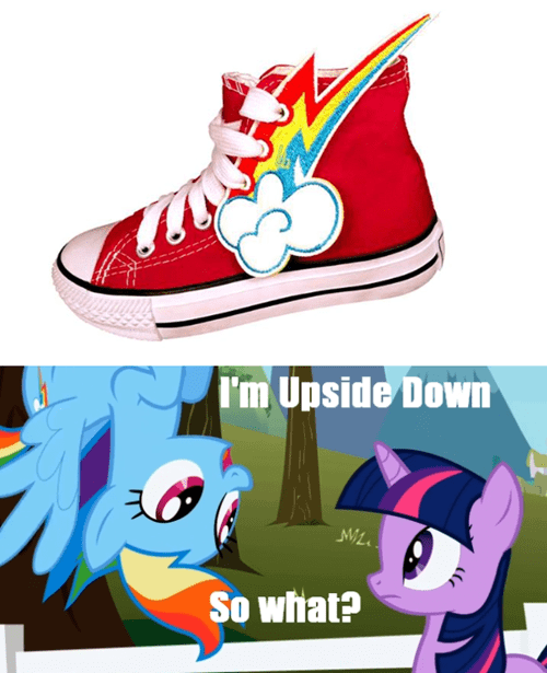shoes,twilight sparkle,rainbow dash