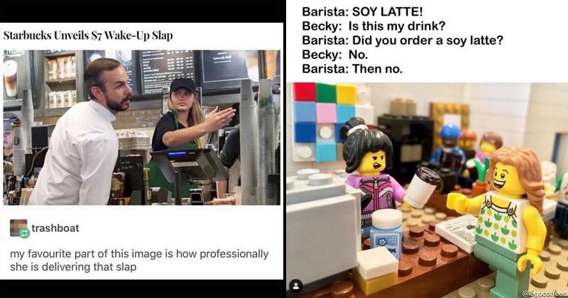 starbucks coffee memes