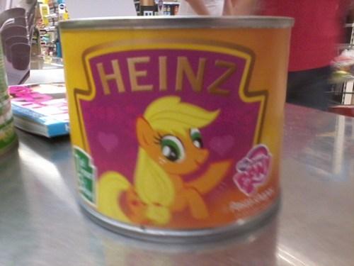 applejack pony pasta heinz - 7727973120