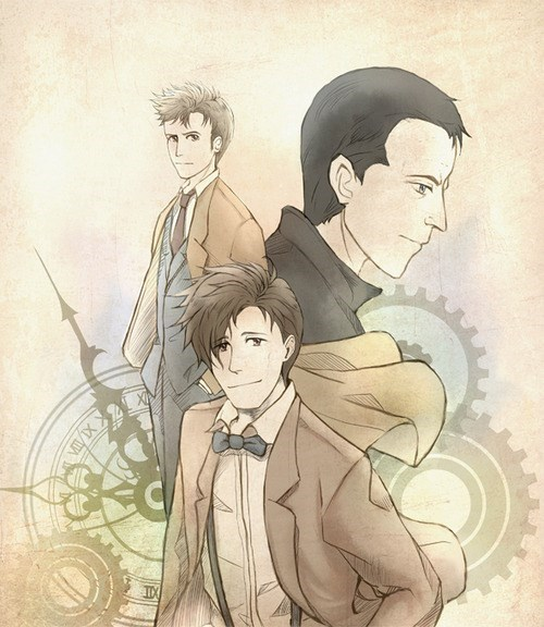 Fan Art doctor who - 7728199424
