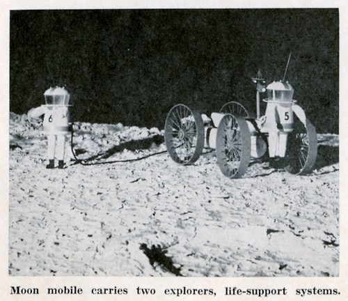 nasa,wtf,old timey,astronaut,funny,wagons