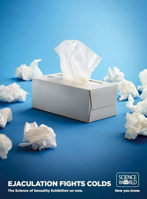 tissues medicine colds science funny - 7728248320