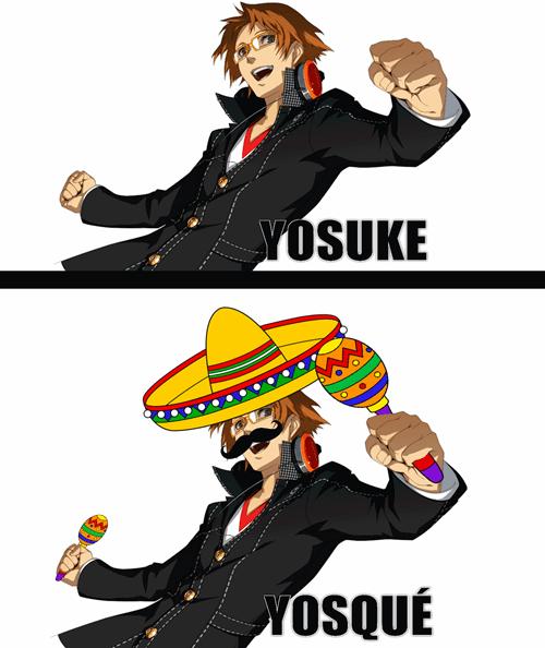 persona 4 spanish anime yosuke hanamura - 7728434176