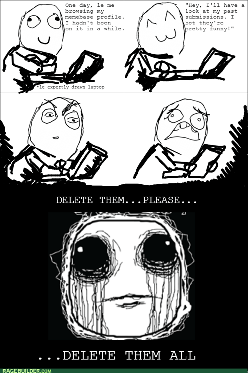 old comics making rage comics - 7729429248