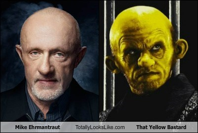 sin city,totally looks like,mike ehrmantraut,funny