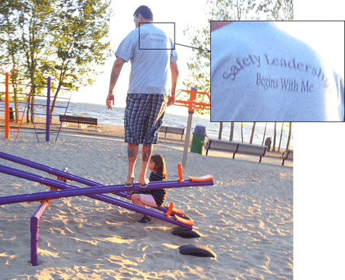 kids,seesaw,teeter totter,parenting,safety,funny