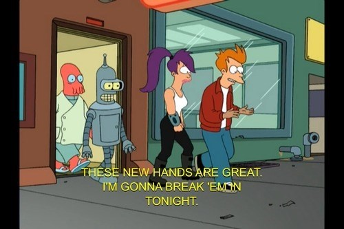cartoons that sounds naughty futurama - 7731242752