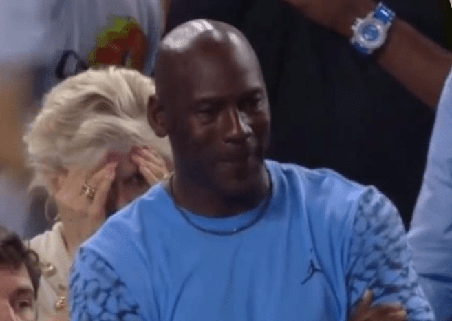 basketball meme Micheal Jordan list ncaa sports twitter crying jordan