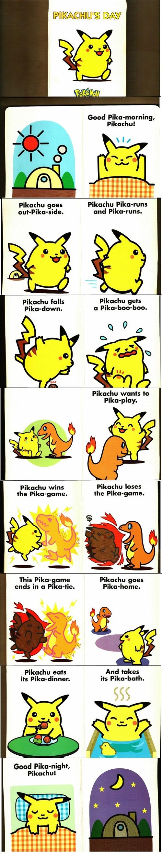 Pokémon comics cute pikachu - 7731656704