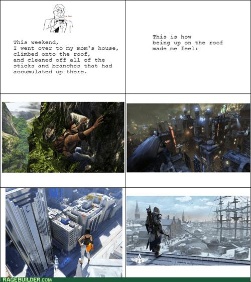 assassins creed batman video games - 7732483584