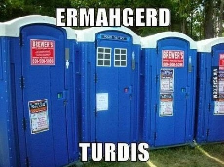 pun,doctor who,turdis