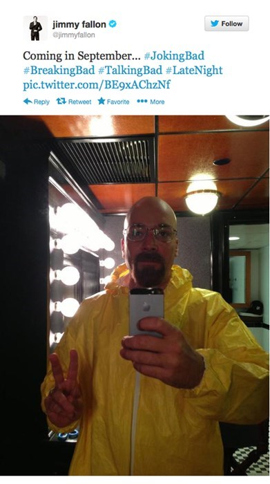 twitter breaking bad jimmy fallon walter white - 7732698368