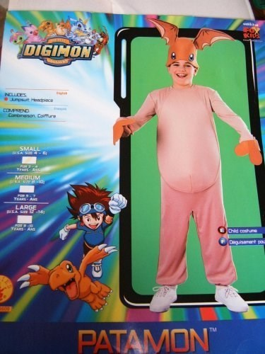 cosplay digimon patamon