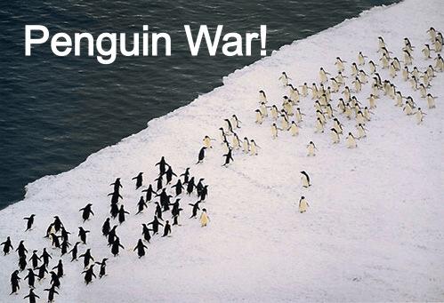 wars penguin funny - 7732732160