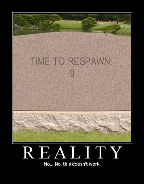 wtf respawn reincarnation grave funny - 7732886528
