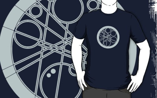 "Gallifreyan ""Companion"" T-shirt"