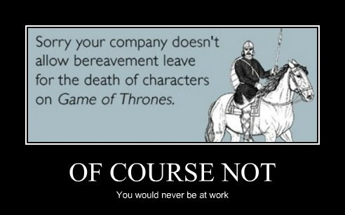Game of Thrones,bereavement,funny
