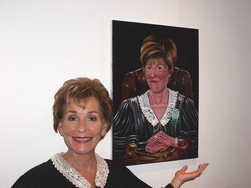 wtf Judge Judy funny - 7732984576