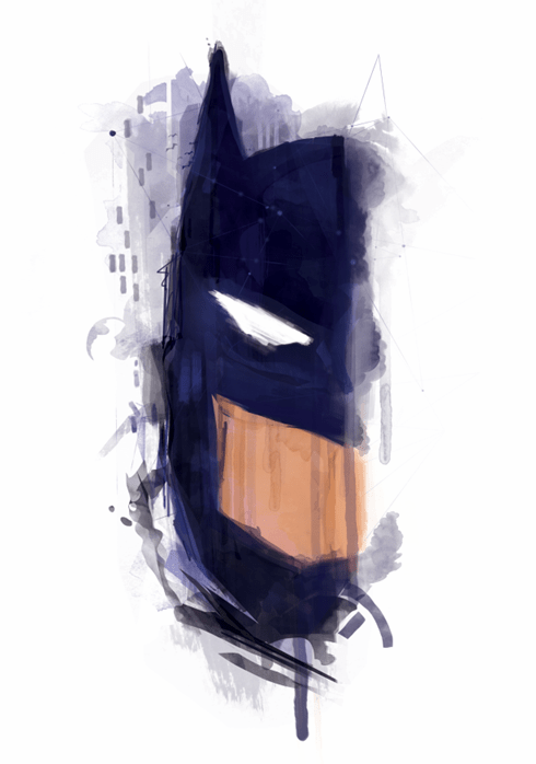 DC Fan Art batman - 7733030400
