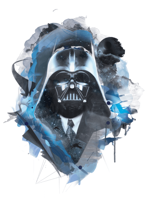 star wars Fan Art darth vader - 7733032960