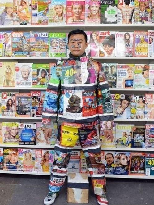 camo magazine camouflage hiding - 7733201152