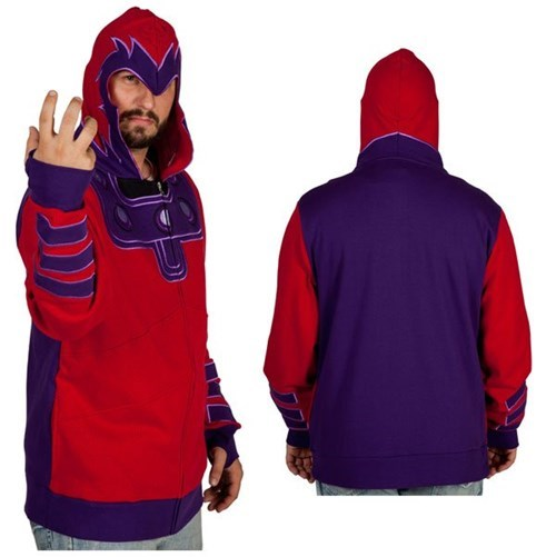 Magneto comic books x men nerdgasm hoodie superheroes - 7733266176