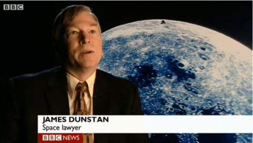 BBC News space lawyer bbc james dunstan monday thru friday g rated - 7733272576