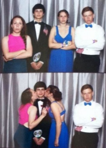 third wheel prom dance funny - 7733290240