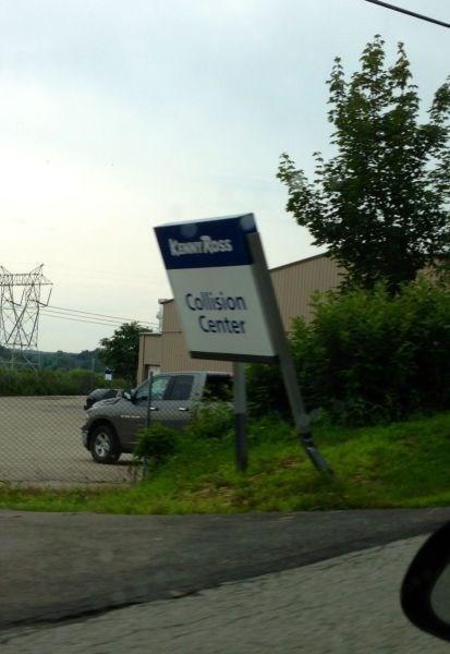 sign cars irony funny - 7733290496